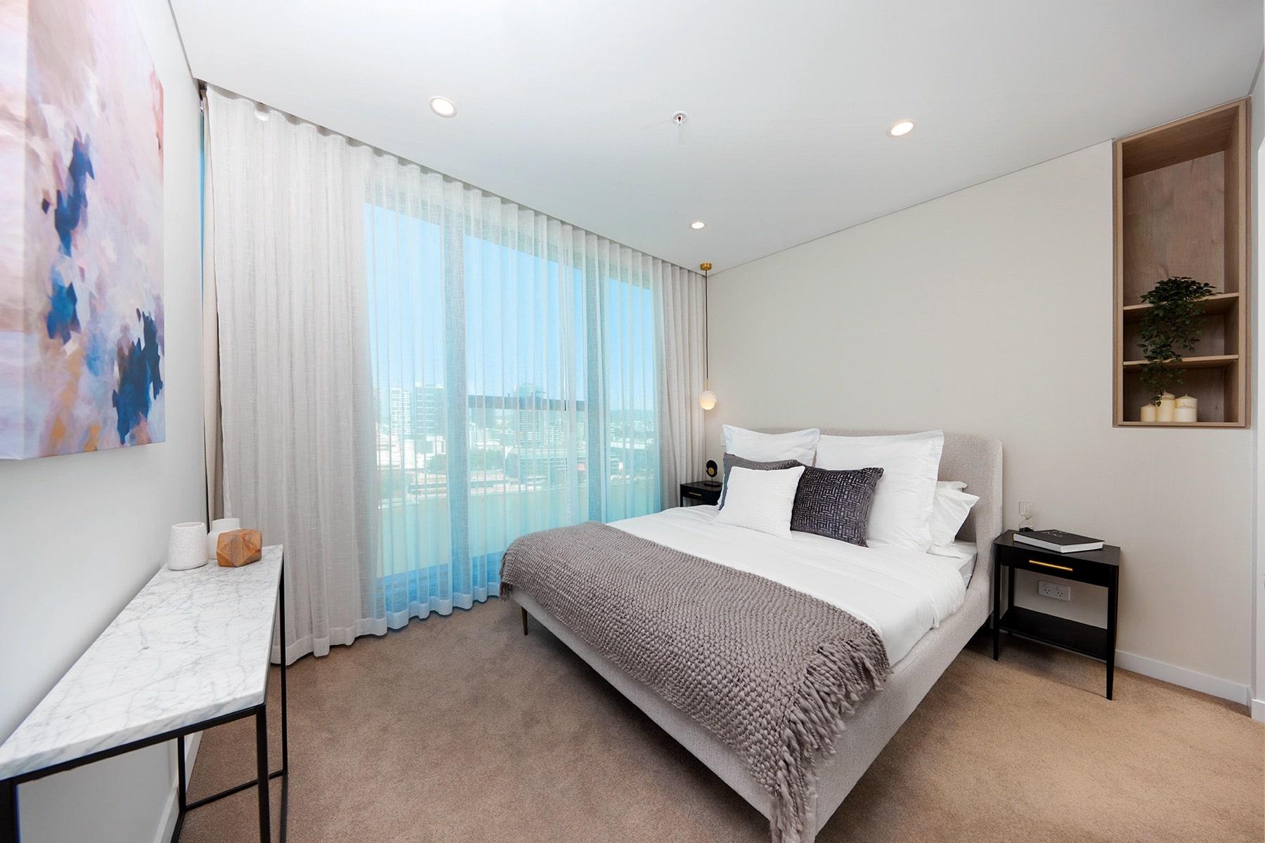 2 Bedroom - Bedroom1